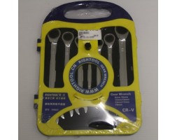 Combination Spanner 7PC Geartech Set